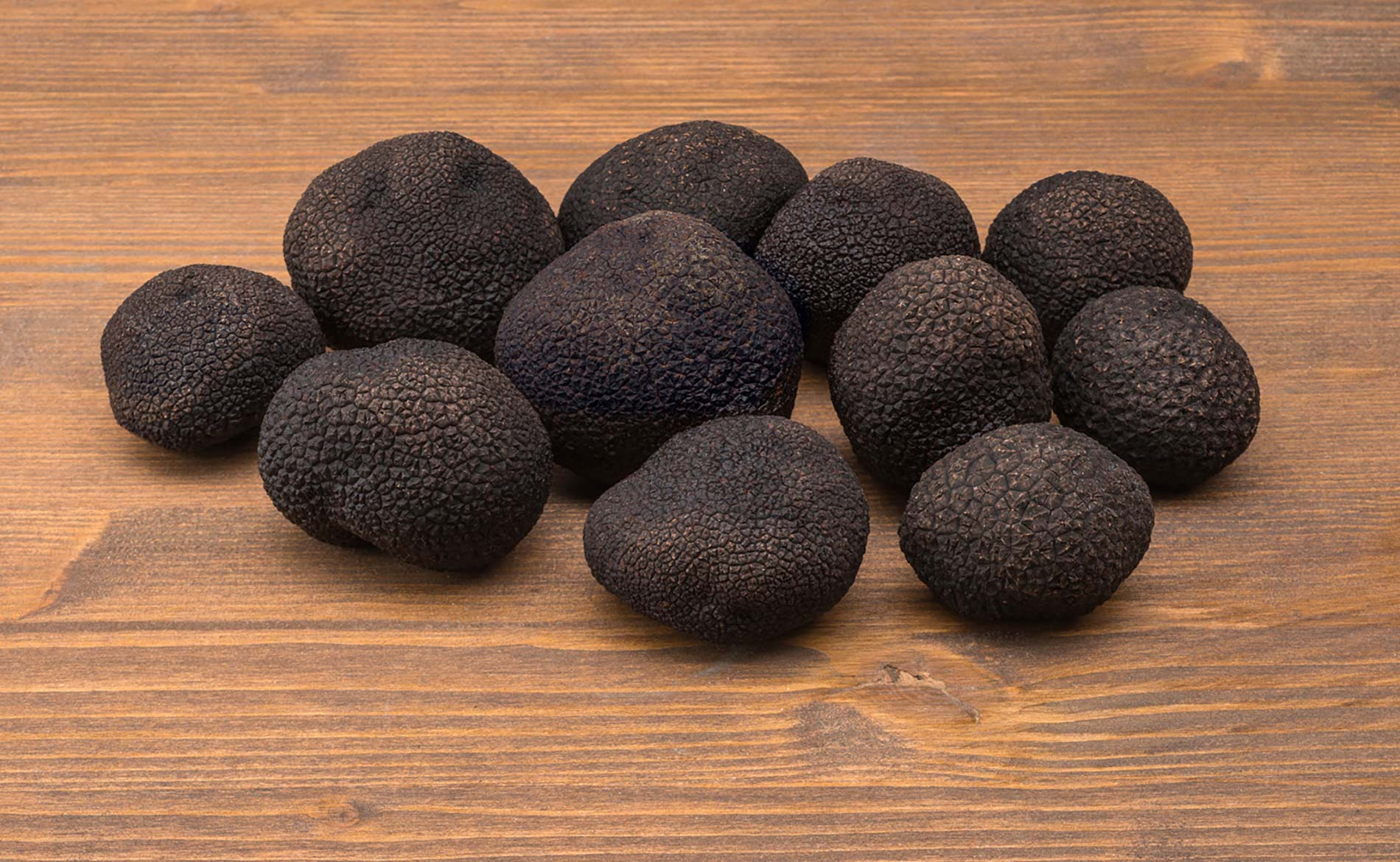 (Tuber Melanosporum Vittadini) Premium Black Truffle