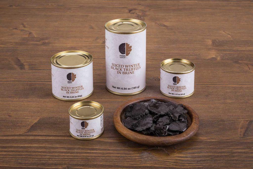 conservati carpaccio tartufo nero pregiato angellozzi tartuficoltura
