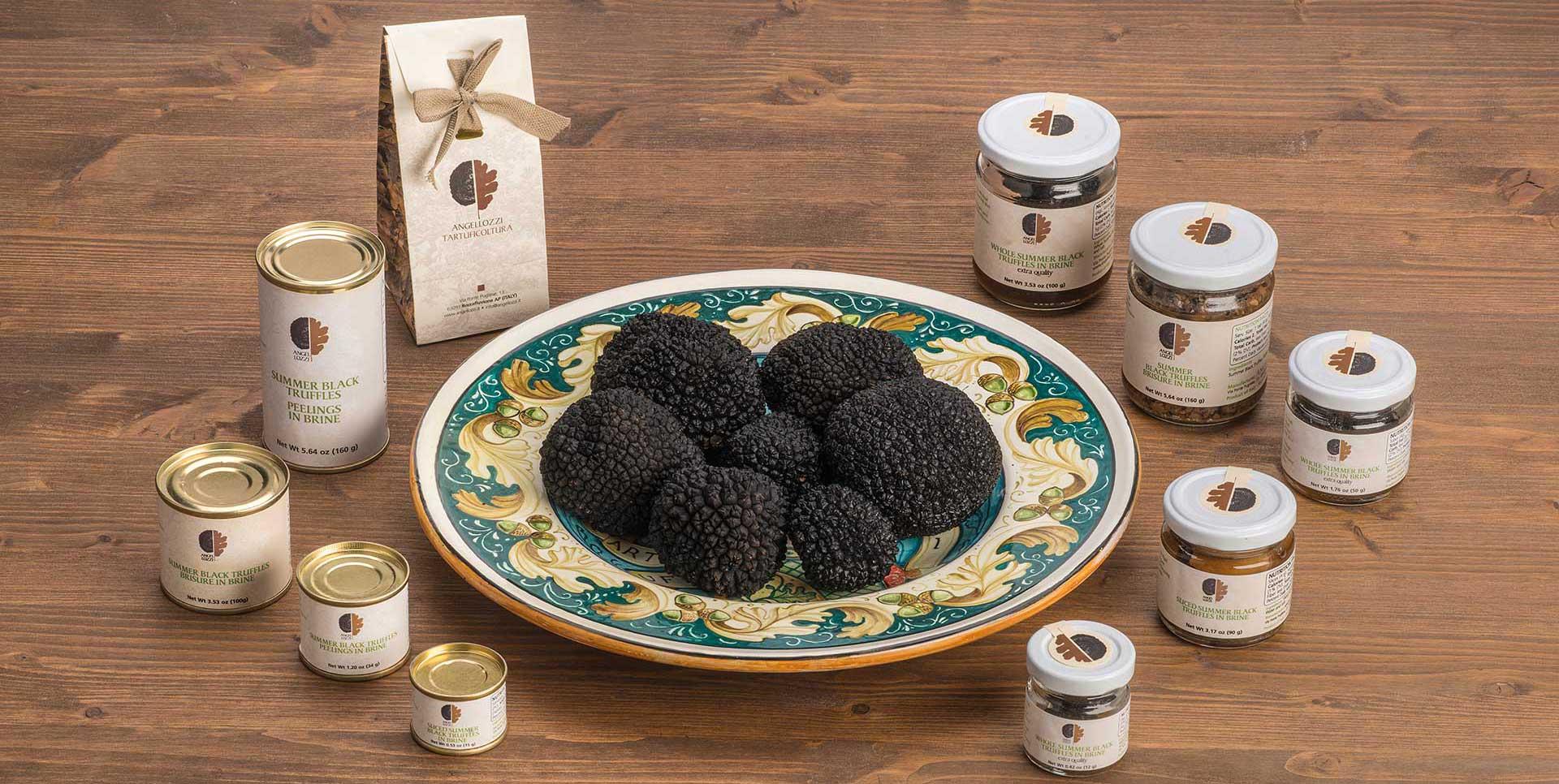 Refusing truffle aromas
